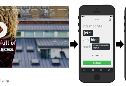 Moovel – Tracking Implementierung