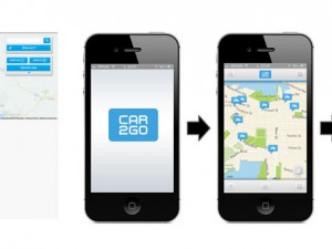 CAR2GO – Trackingimplementierung